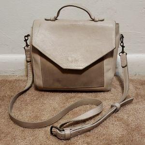 Able Fashionable Crossbody Shoulder Handbag Tan